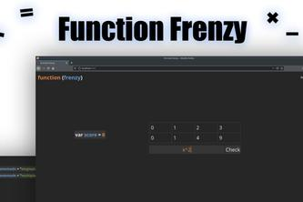 Function Frenzy