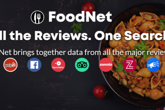 FoodNet: All The Reviews. In One Search.