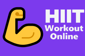 HIIT Workout Online