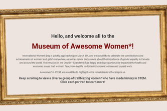 The Museum of Awesome Women