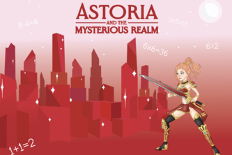Astoria and the Mysterious Realm