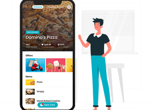 Online Ordering and Delivery Platform