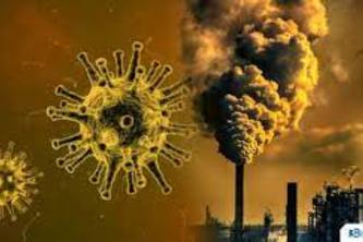 Covid affects on air pollution