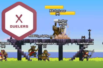 Duelers - Overlay Game for Streams