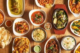 Vegetables - Indian Cuisine Takeaway - Holy Cow Restaurant