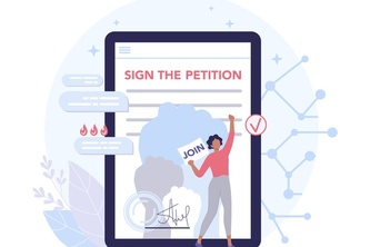 Petition for Change - Make a difference to the Society