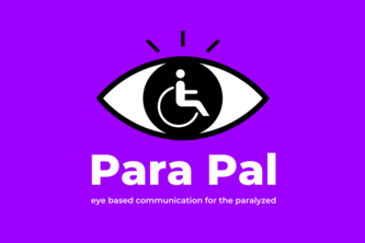 Para Pal - What if your eyes can speak?