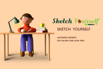 Sketch Yourself Brand