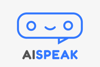 AiSpeak - Your AI Speak Buddy to Reach Fluency in English