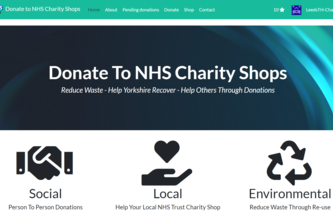 Help the NHS Recover: Spring Cleaning