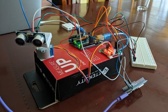 Arduino Obstacle Mapping
