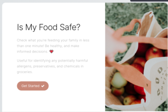 Is My Food Safe?