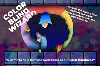 Color Blind Wizard