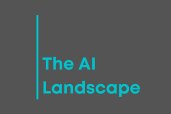 The AI Landscape