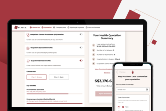 Get any Corporate Insurance plan in 7 minutes with Blacaz
