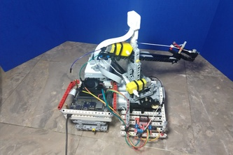 A Personal Robot Assistant Controlled with Eye-Tracking
