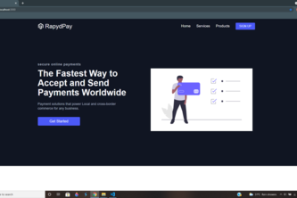RapydPay - The Web Payment System