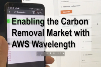 Carbon Removal Monitoring