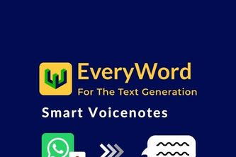 Smart Voicenotes™ by EveryWord