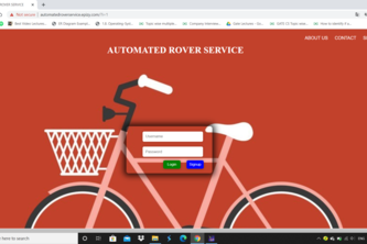 Automated Rover Service