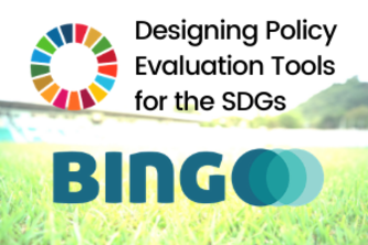Designing Policy Evaluation Tools for the SDGs