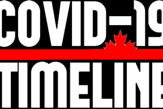 Canadian Covid-19 Timeline