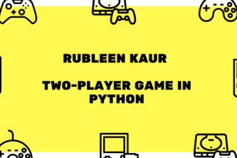 Two Player Game
