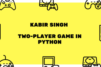 Create a Two-Player Game