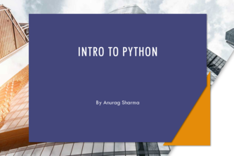 Educational Project Python