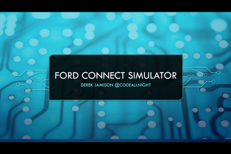Ford Connect Simulator