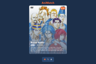 AniMatch - Tinder for Anime Lovers