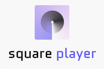 Square Player (snippet app)