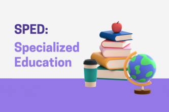 SPED: Specialized Education