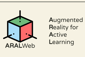 ARALWeb - Augmented Reality for Active Learning