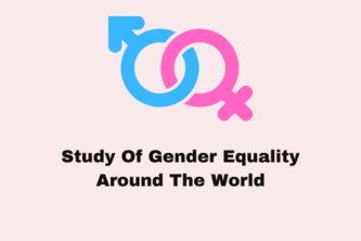 Study Of Gender Equality Around The World