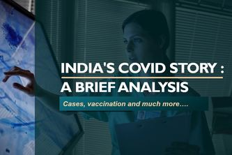 India's Covid Story : A Brief Analysis