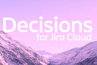 Decisions for Jira
