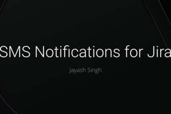 SMS Notifications for Jira