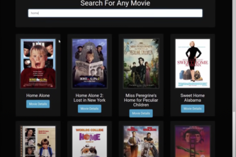 Movie Search