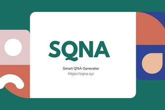 SQNA (Smart Question-Answer System)