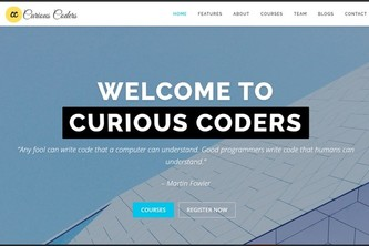Curious Coders