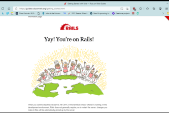 Ruby on Rails project