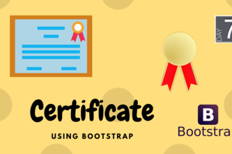 Bootstrap Usecase