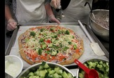 Verry Veggie Pizza