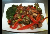 Sweet Sesame Chicken Stir Fry