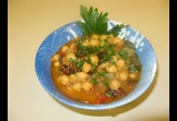 Spanish Chickpea Stew