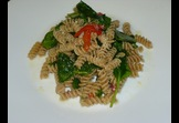 Whole Grain Spinach Rotini
