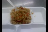 Enough brown rice chinese style.