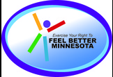 Exercise Your Right to Feel Better Minnesota!