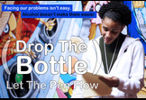 Anti-Underage Drinking Campaign in Humboldt Park Chicago (Drop the Bottle)